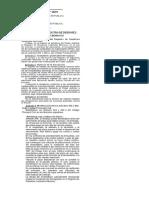 Ley Que Crea El Registro de Deudores Judiciales Morosos