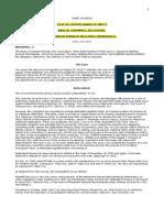 Bank of Commerce v. Heirs of Rodolfo de La Cruz