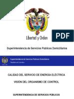 Presentacion Sspd, David Riaño