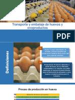 Transporte y Embalaje de Huevos y Ovoproductos Diapositivas