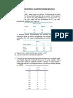 Examen de Métodos Cuantitativos de Negocios (2)
