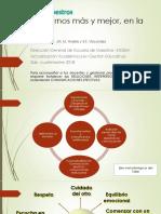 Capacitación a directivos sobre comunicación efectiva