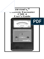 tramex user guide