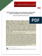 Fisioterapia Na Sau de Do Trabalhador 2 PDF