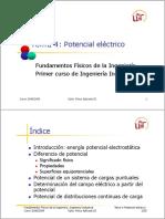 4 Potencial Electrico