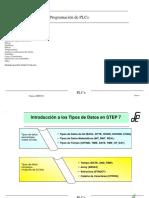 PLC Tipos de Datos