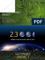 Sustainable impact HP