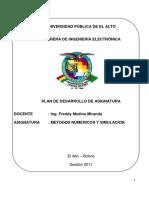 Metodos Numericos y Simulacion (1)