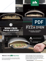GMG Pizza Oven Manual 2018