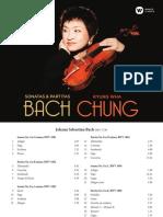 Bach_ Complete Sonatas & Partitas for Violin Solo