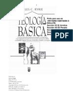 TeologiaBasicaRyrie Doctrina2
