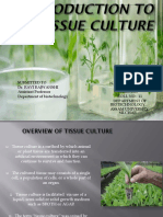 Introduction to Tissue Culture [Autosaved]