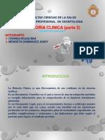 Histori Clinica Parte 2