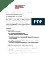 III Congreso Medico Espeleosanitario