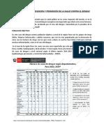 Informe de Prevenciòn y Promociòn de La Salud Contra El Dengue