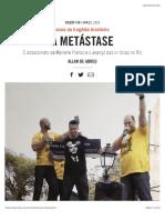 A metástase