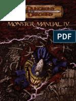 D&D 3.5ª Edition - Monster Manual IV.pdf