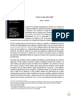 Belnap and Dunn  TONK, PONK & PLINK (en Español)