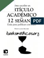 Como escribir un articulo academico en 12 semanas.pdf