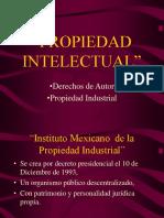 Propiedad intelectual México