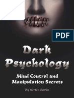 Dark Psychology by Norton Ravin