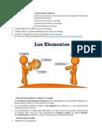 6 Elementos Para Una Comunicación Efectiva