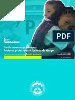 Cartilla Prevención de Adicciones Preescolar y Primero