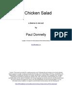 Chicken Salad Half Script