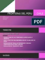 Fronteras Del Peru