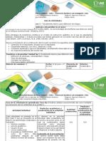 Guía de Actividades y Rúbrica de Evaluación - Fase I - Evaluación de Riesgos Ambientales 362