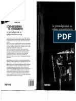 Lectura sesión 1 -  Fourez - Cómo se elabora el conocimiento - Prólogo y cap 1.pdf