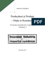 Cartea Branduri romanesti vol 2.pdf