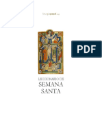 Leccionario Ss - Mex