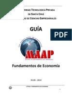 Guia Maap Fundamentos de Economia 2014