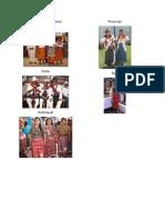 5 Culturas Mayas Sus Trajes Típicos