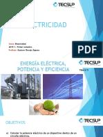 Sesion 5 - Potencia y Energía