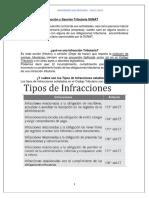 Infracción y Sanción Tributaria SUNAT