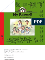 My Balwadi - English