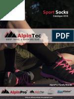 Socks AlpinPro Catalog 2018