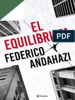 Federico Andahazi El Equilibrista