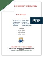 Engineering Geology Lab Manual (1)