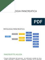 Patologia Pancreatica Actual