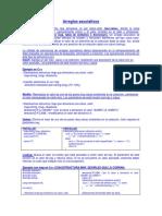 Estructuras- Arreglos Asociativos, Deque,Etc