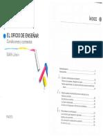 EL OFICIO DE ENSEÑAR.pdf