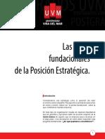 Las Bases Fundacionales de La Posicion Estrategica