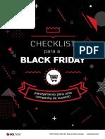 Marketing Digital - Checklist Black Friday