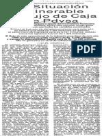 En Situacion Vulnerable El Flujo de Caja de PDVSA - El Universal (19.12.1986)
