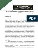 CONFLUÊNCIAS ENTRE ROCK, LITERATURA e ÓPERA