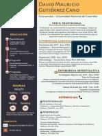 CV Mauricio Gutierrez