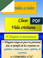 Diapositiva Del Ejemplo Juvenil